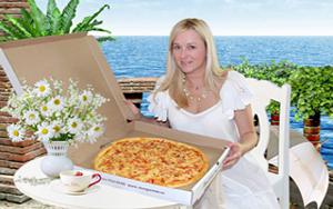 Дон Гурман и  Гурманы (Надежда Буднева, пицца красногорск доставка
